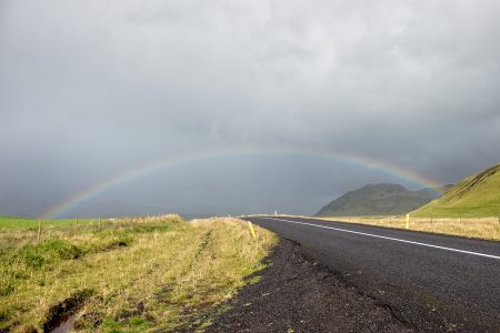 Arco Iris, Dyrhólavegur, Islandia 2018