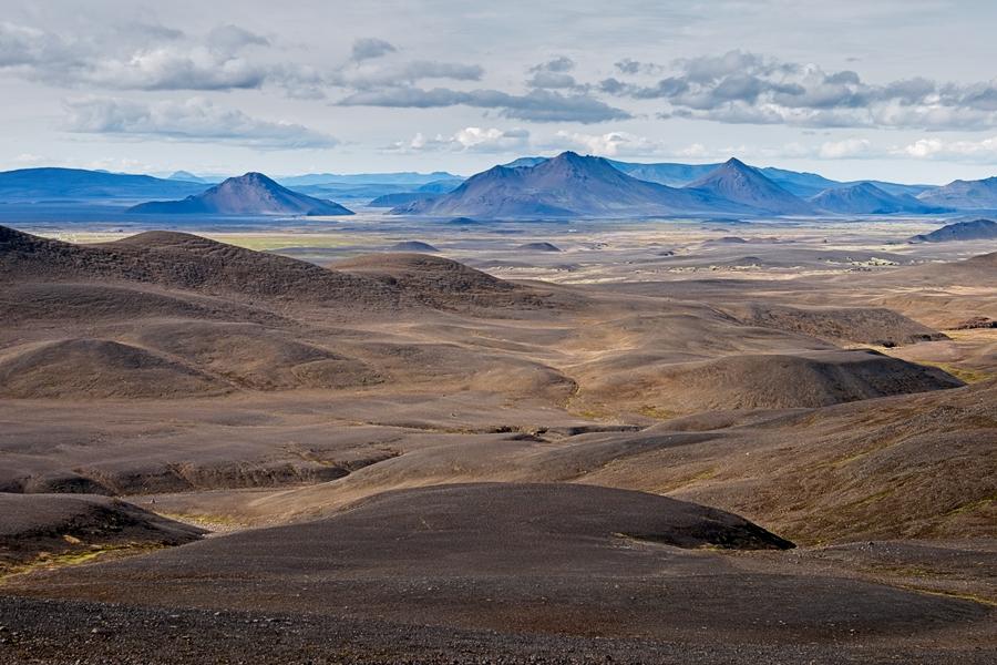 Tierras Altas, Islandia agosto 2018
