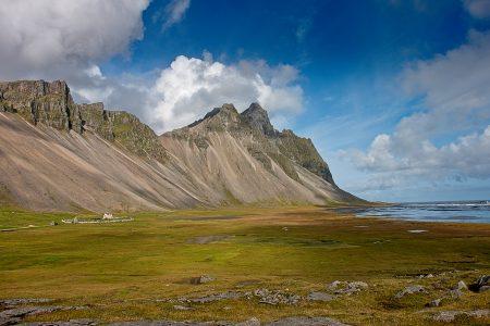 Stokknes, Islandia agosto 2018