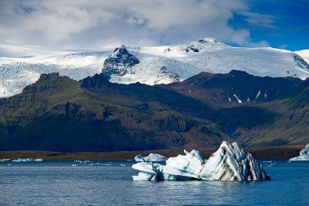 Vatnajökull y Jökulsárlón. Islandia agosto 2018