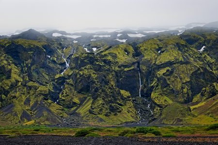 F249 Eyjafjallajökull, Islandia agosto 2018