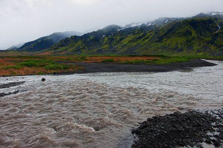 F249 rio Kross, Islandia agosto 2018