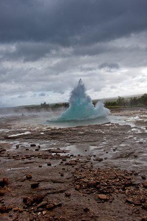 Strokkur II, Islandia septiembre 2018
