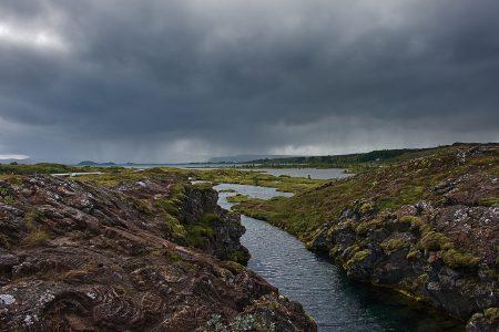 Thingvellir, Islandia septiembre 2018