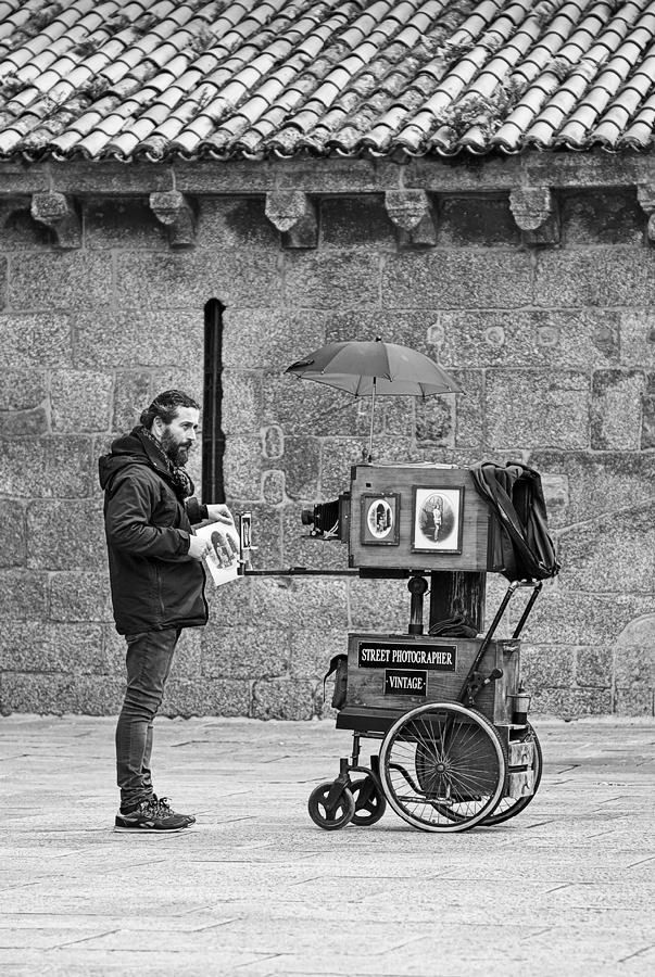 Fotógrafo, Santiago, marzo 2018