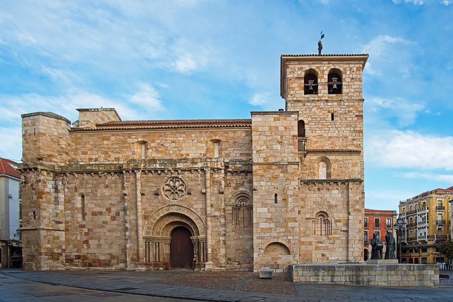 Zamora, Iglesia de San Juan Bautista, noviembre 2018