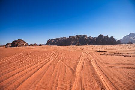 Wadi Rum, enero 2019