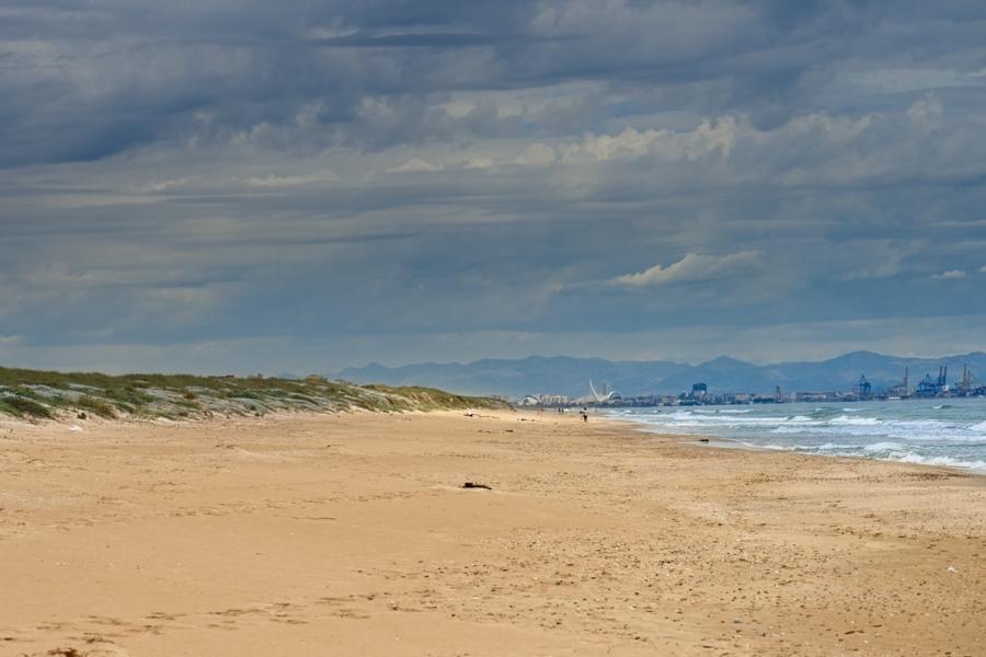 Día de playa, El Saler mayo 2019