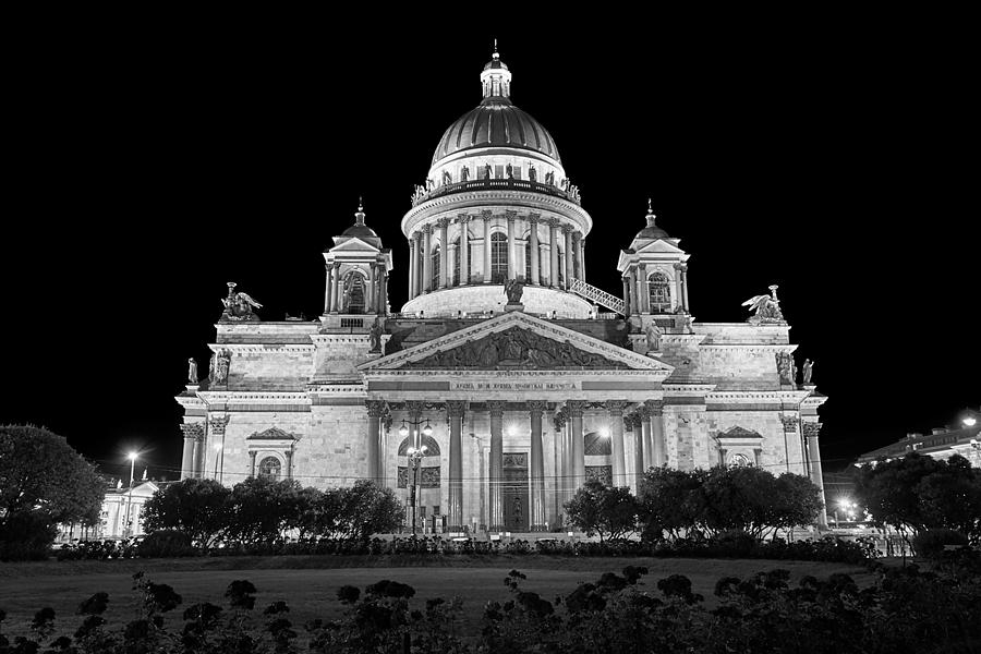 Catedral de San Isaac, San Petersburgo, julio 2019