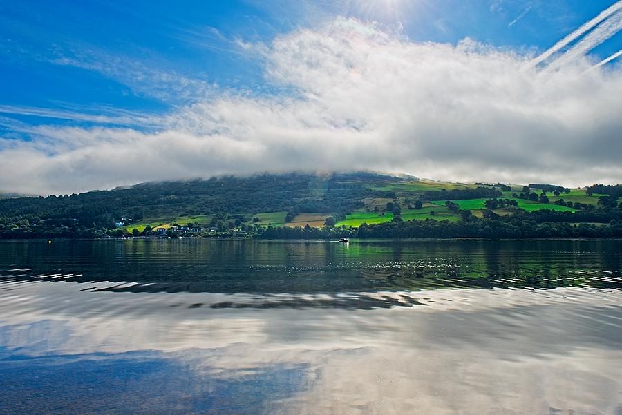 Loch Tay, septiembre 2019