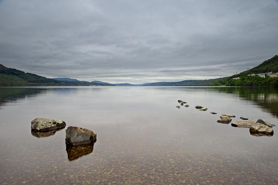 Loch Rannoch, septiembre 2019