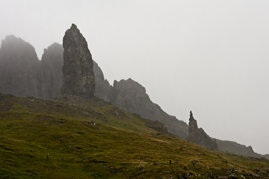 The Old Man of Storr, Skye, septiembre 2019