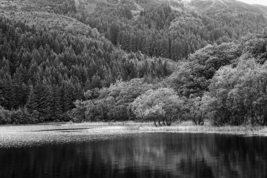 Loch Chon, septiembre 2019