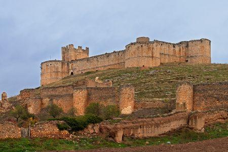 Castillo de Berlanga de Duero, noviembre 2019
