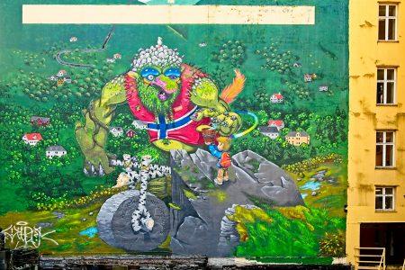 'Trol', Bergen febrero 2020