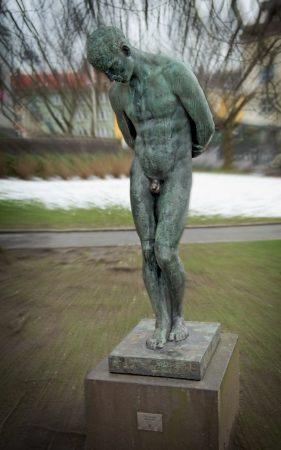 'Inclinado', Bergen febrero 2020