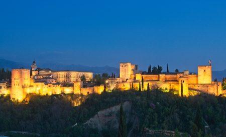 La Alhambra, Granada abril 2014