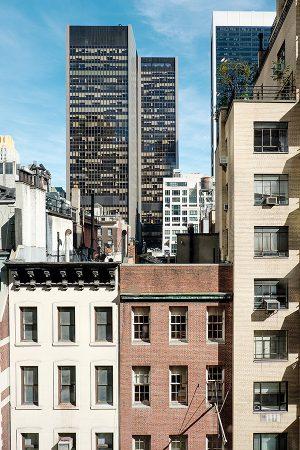Vista desde el MoMA, NY octubre 2015