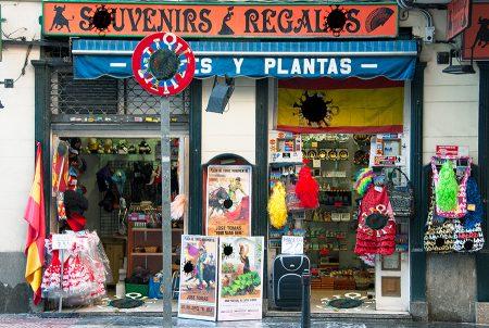 Souvenirs de Madrid, diciembre 2009/octubre 2020
