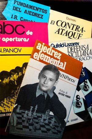 Estudiando ajedrez, noviembre 2020