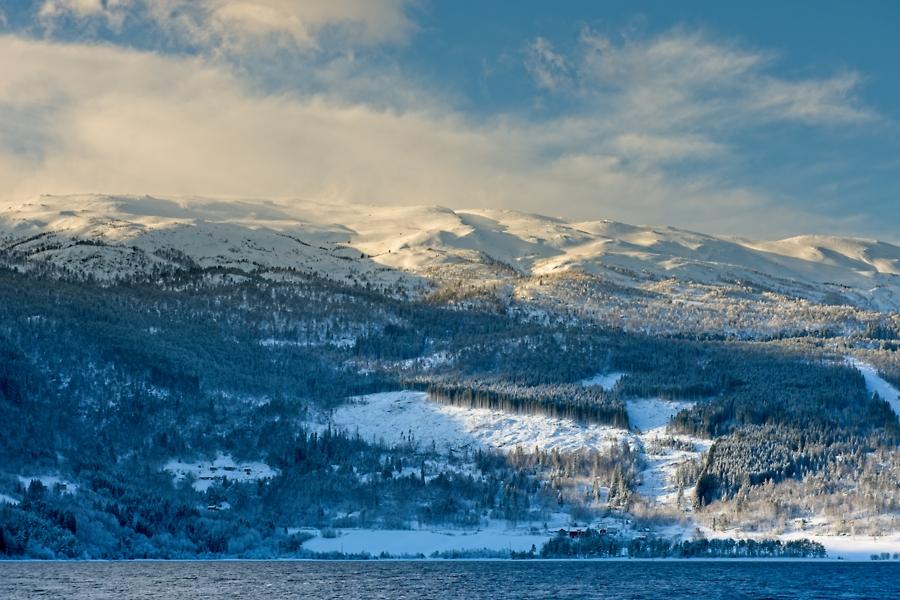 Voss, Noruega marzo 2020