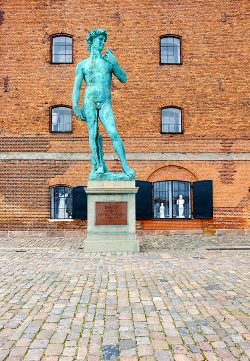 David en Copenhague