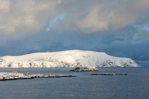 Luz y paisaje del ártico (I)