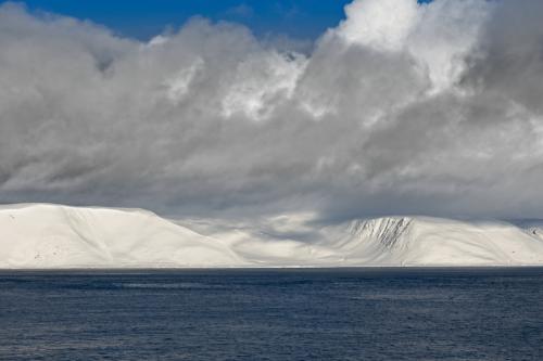 Luz y paisaje del ártico (II)