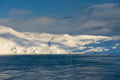 Luz y paisaje del ártico (III)