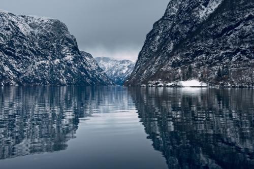 Nærøyfjorden (II)