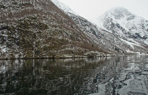 Aurlandsfjord (II)